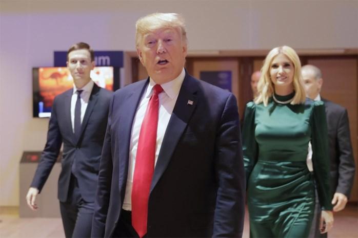 Trump wil eind volgende week historisch impeachment-proces al achter de rug hebben