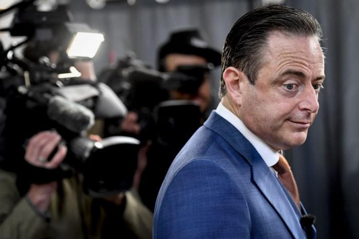 """Pessimisme troef over mogelijk informateurschap Bart De Wever: """"Het lijkt zinloos"""""""