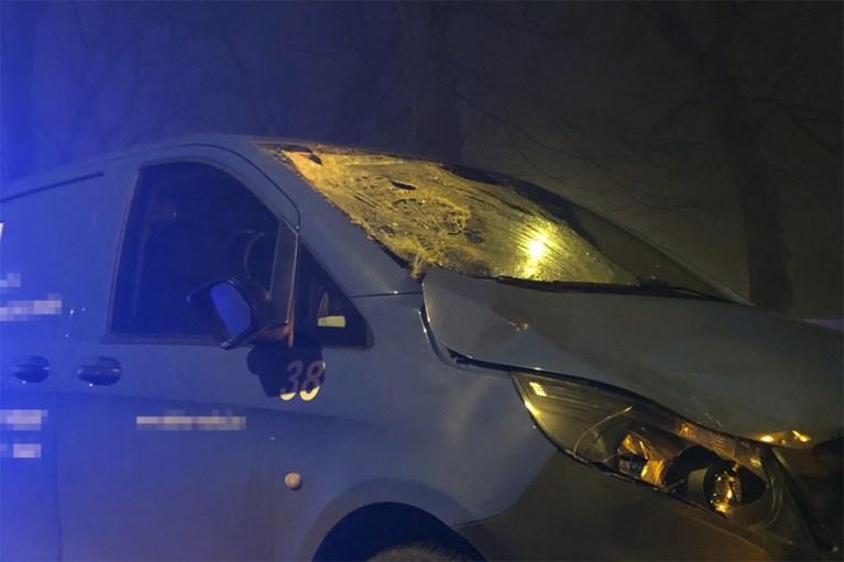 34-jarige fietser hersendood na aanrijding door bestelwagen