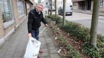 """Gemeentebestuur gebruikt app om komaf te maken met zwerfvuil: """"Op termijn kunnen we hiermee de helft van de Brasschaatse straten proper houden"""""""