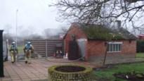Broodbakoven zet tuingebouw in vlam