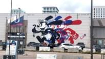 Street Art Antwerp toont prestaties van Antwerpse streetartists in binnen- en buitenland