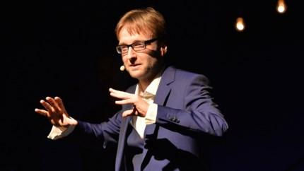 Bart Van Loo trekt met bestseller 'De Bourgondiërs' naar theaters
