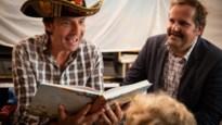 Koen Wauters komt voorlezen in 'De luizenmoeder'