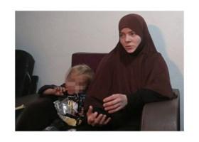 Vier kinderen van Antwerpse IS-weduwes aangekomen België