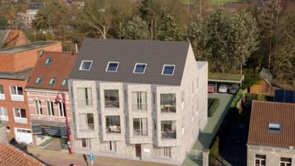 """Projectontwikkelaar bouwt zeven appartement in Lint: """"Ruime appartementen in het centrum slaan aan bij senioren"""""""