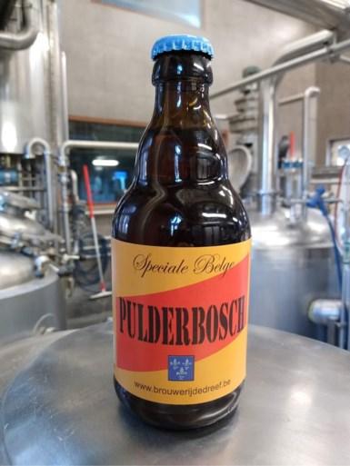 """""""Ik drink liever Pulderbosch dan cava"""""""