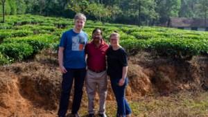 Glenn en Ellen van Cuperus reizen wereld rond om eerlijke koffie naar Antwerpen te brengen