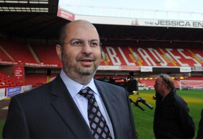 Saudische prins Beerschot nu officieel alleen eigenaar Sheffield United