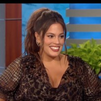 Model Ashley Graham bevallen van eerste kindje