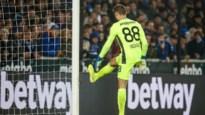 Blunder Mignolet helpt Zulte aan 1-1 in bekerduel tegen Club Brugge