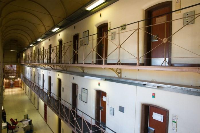 Ook in de gevangenis van Mechelen wordt er gestaakt