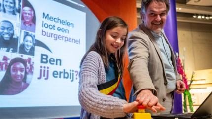 Kinderburgemeester loot 5.000 Mechelaars voor burgerpanel