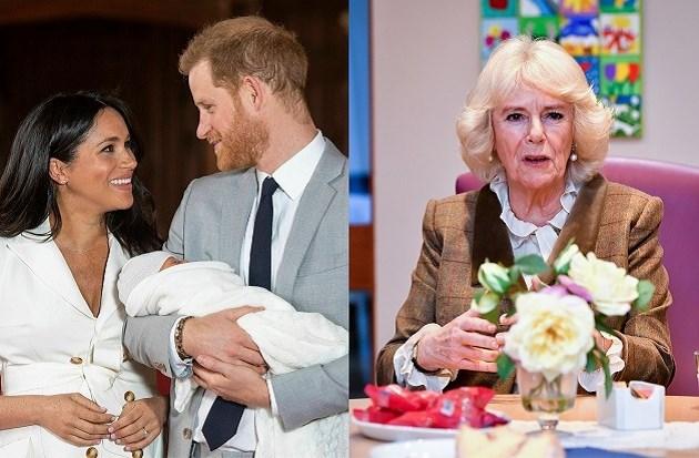 ROYALS. Peetouders van baby Archie nu toch bekend, nicht van prinses Diana promoot melk