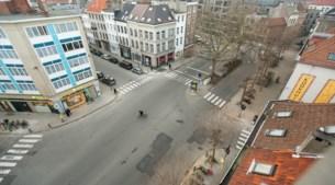 Zestien maanden werken in Kasteelpleinstraat en Kronenburgstraat
