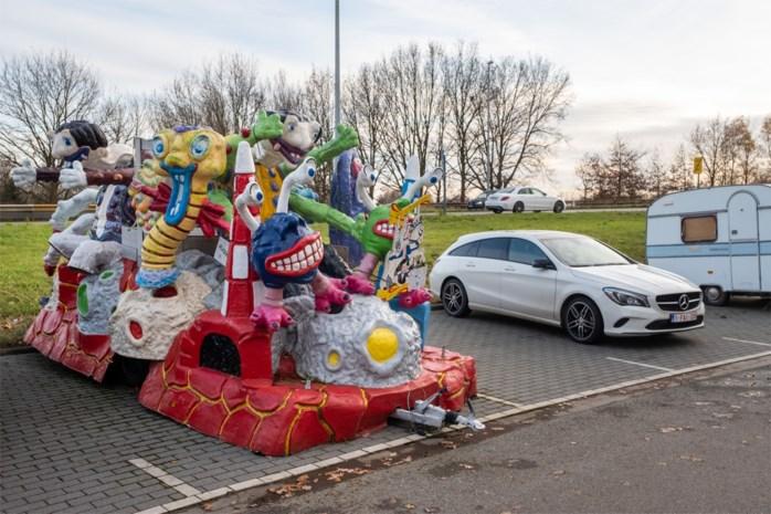 P R in Kontich slibt dicht: van carnavalswagens tot scheve caravans