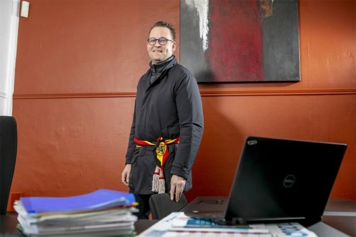 """Stijn Raeymaekers (Eenheid): """"Ook ik had vooraf niet verwacht om burgemeester te worden"""""""