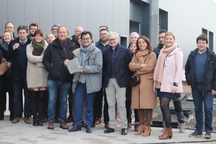 Tisselt Business Park biedt kansen aan lokale ondernemers