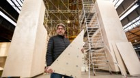 """Sociale klimzaal in loods Park Spoor Noord krijgt vorm door vrijwilligers: """"93% van onze jongeren vindt een job"""""""