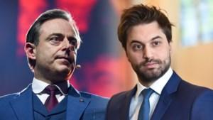 """De Wever maakt brandhout van unitaristische uitspraken van Bouchez: """"Dat werkte zolang de Vlamingen tweederangsburgers waren"""""""