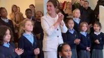 Zuhal Demir steekt koorvlam aan voor World Choir Games