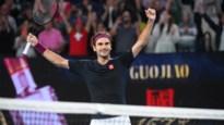 """Alweer een uniek record voor 38-jarige Roger Federer: """"Hoe oud ik ben? Oud"""""""
