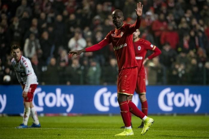 """Didier Lamkel Zé excuseert zich op Instagram: """"Hopelijk ben ik er nog bij voor de terugmatch"""""""