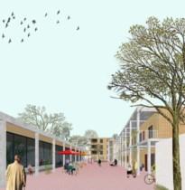 Zorgbedrijf bouwt dienstencentrum en 66 assistentieflats in Oudestraat