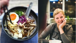 June D'arville (36) laat dertienduizend volgers watertanden door heerlijke gerechtjes