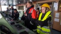 """Onze reporter in het zog van de havenloodsen: """"Eén foutje kan nare gevolgen hebben"""""""