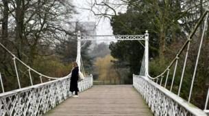 Stadspark wordt hersteld naar beeld dat architect  in 1867 voor ogen had