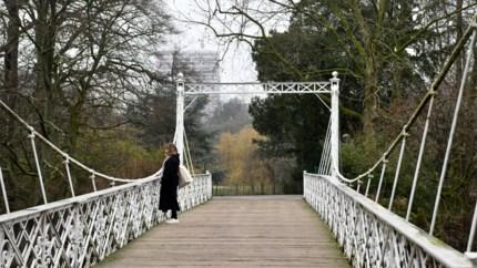 Stadspark wordt hersteld naar beeld dat ontwerper Eduard Keilig voor ogen had