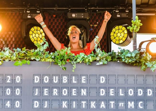 Verrassend: Kat Kerkhofs komt draaien op Tomorrowland