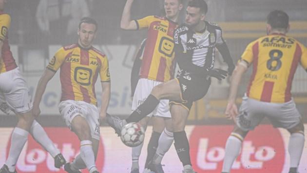 """Reacties KV Mechelen. """"Nog eens terugkeren naar Charleroi, leuk toch?"""""""