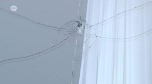 """Na granaataanslag in Deurne: """"Stuk granaat bij mijn moeder binnengevlogen!"""""""