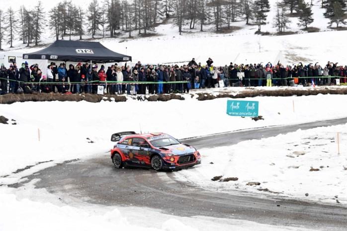 Thierry Neuville moet rol lossen in Rally van Monte Carlo