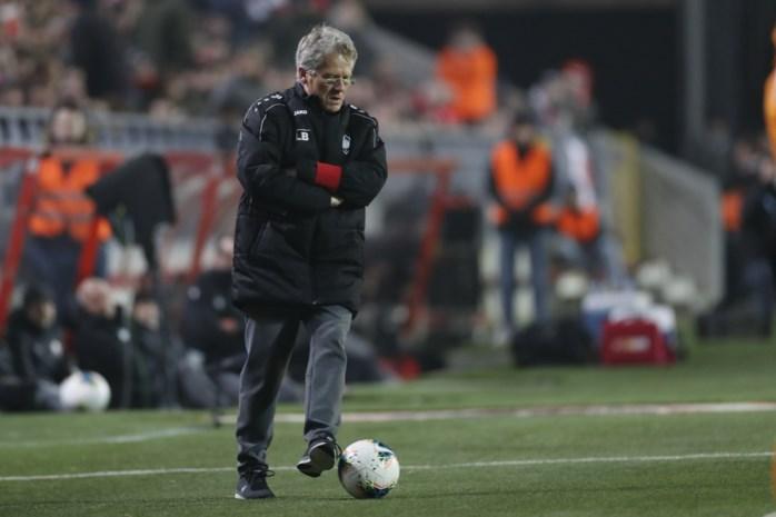 Antwerp bezig met Kroatische doelman Matijas