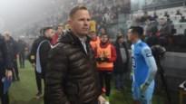 """Wouter Vrancken: """"Voor onze supporters stond het nog 0-0"""""""