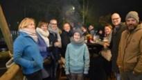 Winterfeest in Scandinavische stijl bij hockeyclub