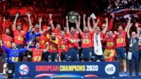 Spanje volgt zichzelf op als Europees kampioen handbal