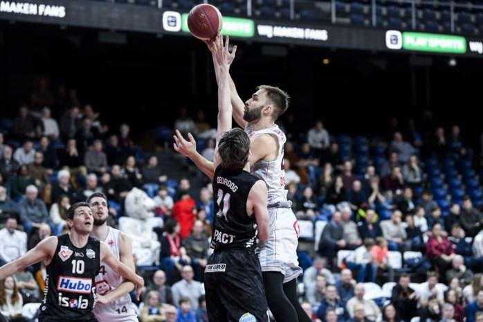 Tweede opeenvolgende bekerfinale voor Telenet Giants Antwerp