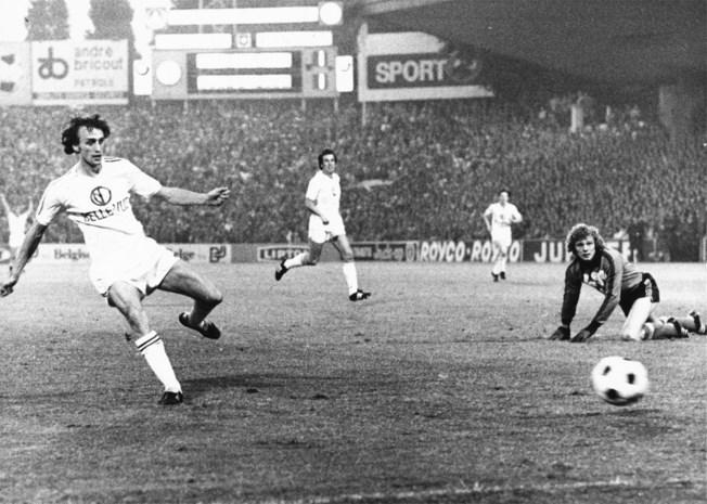 Rob Rensenbrink (ex-Club Brugge en Anderlecht) op 72-jarige leeftijd overleden