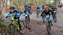 Centrum Heide  omgebouwd tot cyclocrossparcours