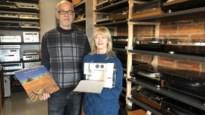 Q-cennia: vintage met platenspelers en naaimachines in nieuwe winkel in Olen