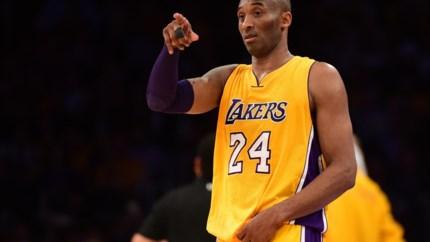 Legendarische basketbalspeler Kobe Bryant (41) overleden in helikoptercrash