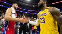 LeBron James passeert Kobe Bryant op topscorersranglijst aller tijden in de NBA