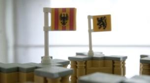"Sint-Romboutskathedraal knap nagebouwd in Lego: ""Ter plekke alles bestudeerd"""