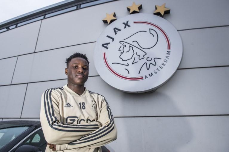 Bandé (ex-KV Mechelen) door Ajax uitgeleend aan Zwitserse hekkensluiter