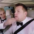 """James Corden reageert op onthulling over 'Carpool Karaoke': """"We gebruiken niet eens een echte auto"""""""