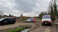 Arbeiders graven ongevaarlijke obus op